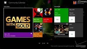 Xbox One X Spiele 4k : xbox one dashboard community kalender im neuen dashboard ~ Kayakingforconservation.com Haus und Dekorationen