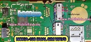Nokia 108 Dual Sim Full Jumpers To Solve Insert Sim