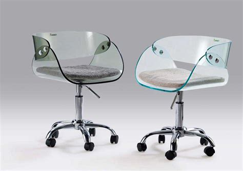 buat testing doang clear office chair
