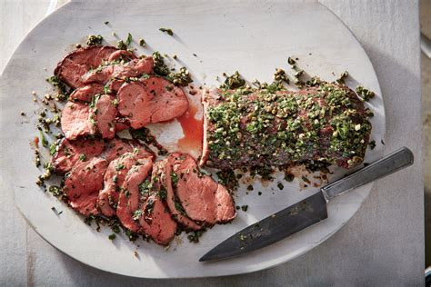 beef tenderloin recipe perfect beef tenderloin recipe myrecipes