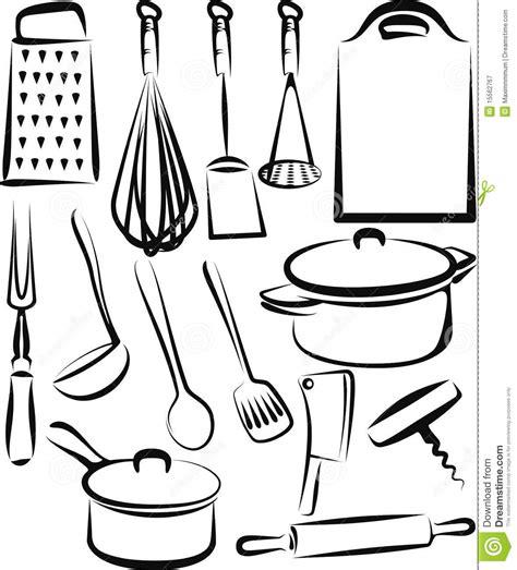 un ustensile de cuisine ustensile de cuisine photographie stock libre de droits