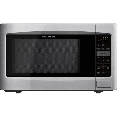countertop convection microwave ffct1278ls frigidaire 1 2 cu ft 1100w countertop