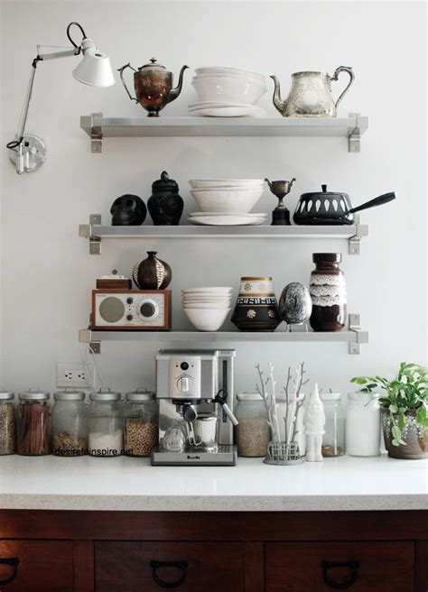 kitchen open shelving ideas interior envy open kitchen shelves pardon my