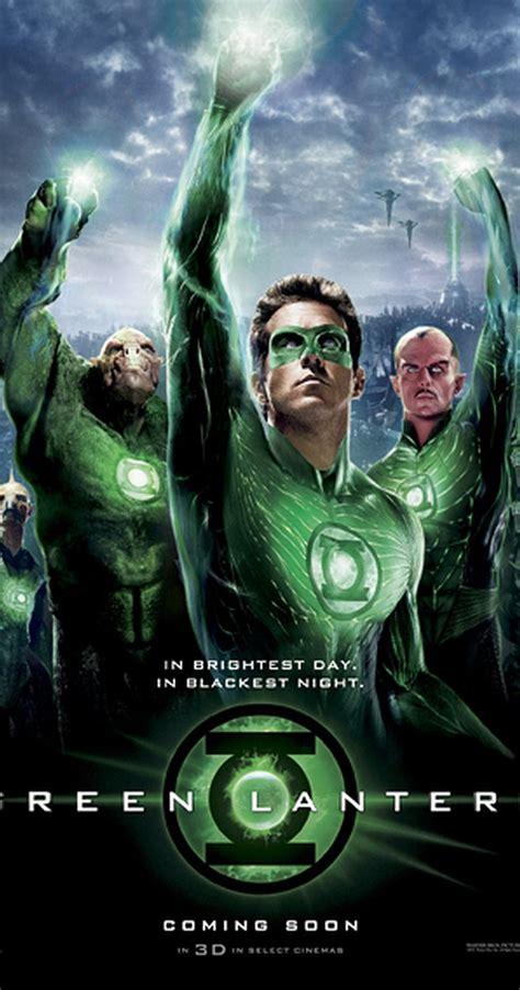 green lantern 2011 imdb