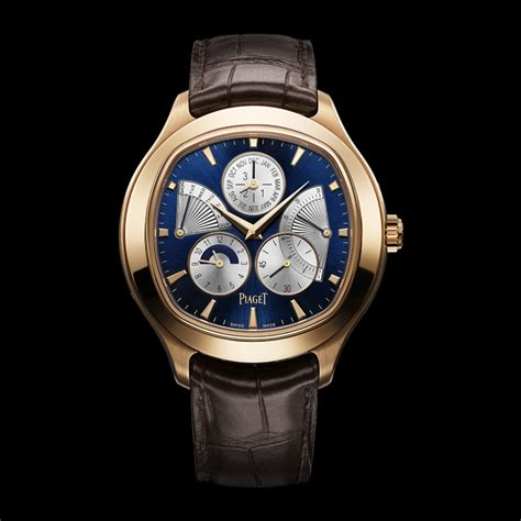 Piaget Emperador Cushionshaped Watch With A Blue Dial And. Stamped Name Bands. Onyx Black Bands. Auto Mechanic Bands. Blue Titanium Bands. Floral Bands. Sandstone Finish Bands. Embossed Bands. Atypical Bands