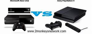 XBOX One Vs Play Station 4 Tabla Comparativa AFK Gaming