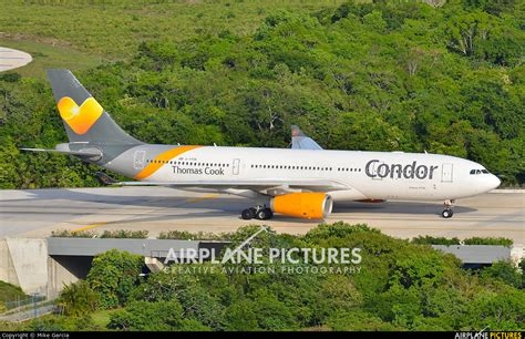 G-VYGK - Thomas Cook Airbus A330-200 at Cancun Intl ...