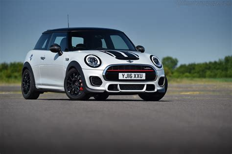 the ultimate challenge mini cooper works challenge