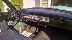 1954 Ford Customline 4 Dr  3 Speed Manual