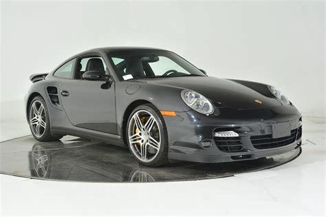 Used 2007 Porsche 911 Turbo For Sale