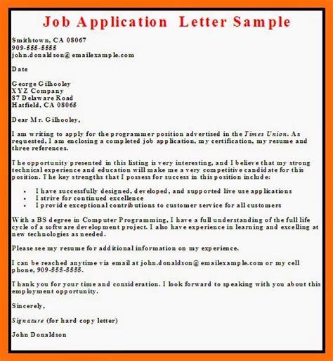 application letter  nigeria   write