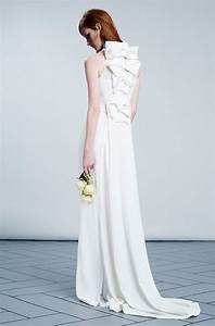 Viktor rolf debut bridal collection weddingbells for Viktor rolf wedding dress