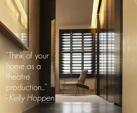 inspiring interiors quote  kelly hoppen interiors