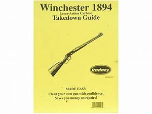 Radocy Takedown Guide Winchester 1894