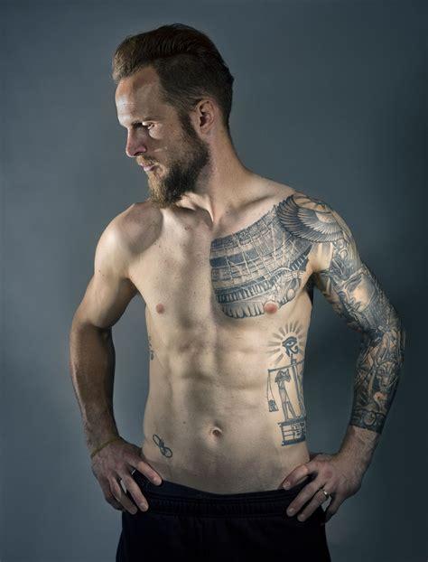 sounders   tattoos  love story written  ink