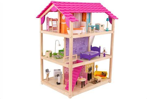 maison de poupee en bois maison de poup 233 e en bois transportable apesanteur