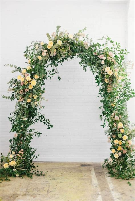 25 Best Ideas About Floral Arch On Pinterest Floral