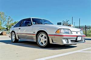 1989 Ford Mustang GT - My Muscle Stang