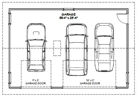 dimensions of a 2 car garage clopay garage door wont open tags probably ideal