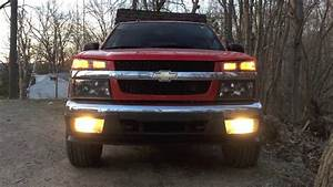 2005 Chevy Colorado Interior Lights