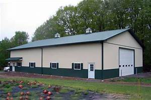agricultural and pole buildings by martins construction With 50x80 pole barn