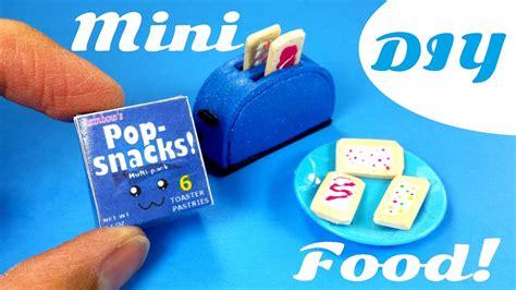Diy Miniature Pop-tarts