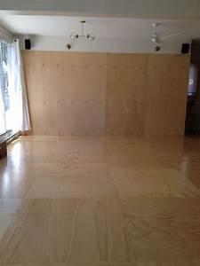 Plancher Bois Pas Cher : solution plancher pas cher le plancher en contreplaqu ~ Premium-room.com Idées de Décoration