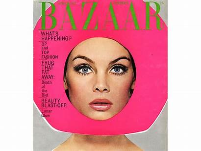 Bazaar Harper 1965 April Iconic Magazine Covers