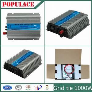 Micro Grid Tie Inverter Micro Inverter 1000w Circuit