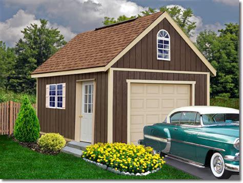 glenwood  wide garage kit