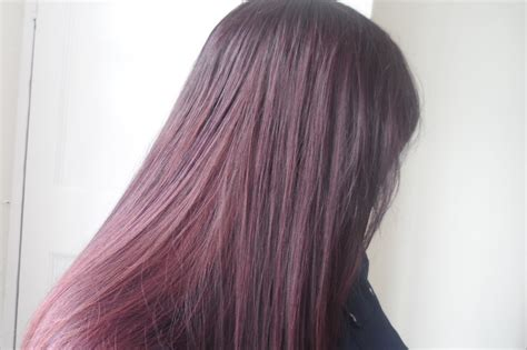 Ribena Coloured Hair With L'oreal Casting Creme Gloss In