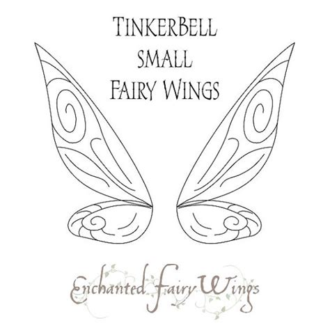 tinkerbell wings clipart clipground