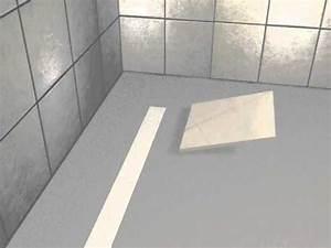 Franz Josef Schütte : montagevideo der duschrinne franz joseph sch tte gmbh youtube ~ Markanthonyermac.com Haus und Dekorationen