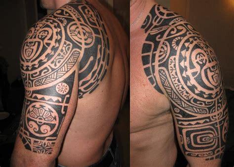 Tattoo Maori Polynésien
