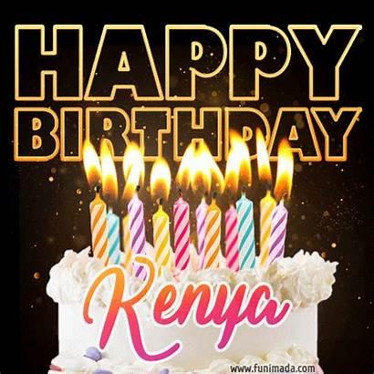 Kenya Birthday Happy Cake Cards Funimada Whatsapp