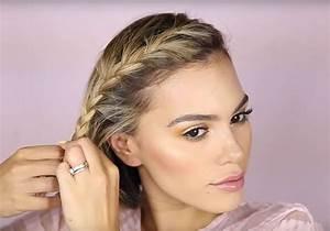 Tuto Coiffure Cheveux Court : 7 tutos coiffures pour les cheveux courts elle ~ Melissatoandfro.com Idées de Décoration