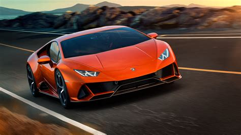 Lamborghini Huracan 2019 by Lamborghini Huracan Evo 2019 4k Wallpapers Hd Wallpapers