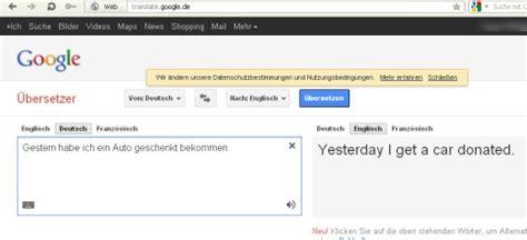GoogleÜbersetzer Vokabel und SprachTraining