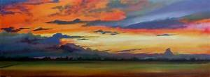 Sunset Painting Acrylic | www.imgkid.com - The Image Kid ...