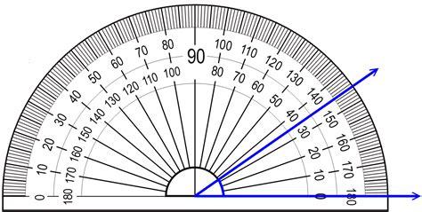measuring angles   protractor lesson video