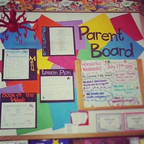 preschool parent information bulletin boards parent board baby classroom parent board 464