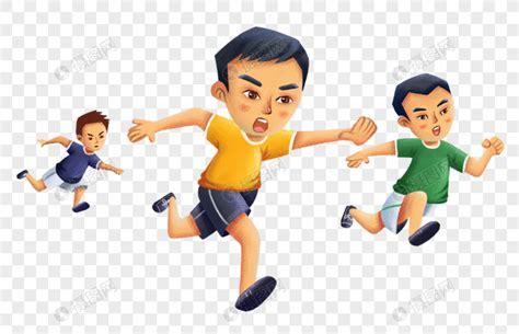 Tidak heran, banyak orang menyisihkan waktu khusus untuk melakukan aktivitas olahraga. Gambar Orang Lomba Lari Kartun