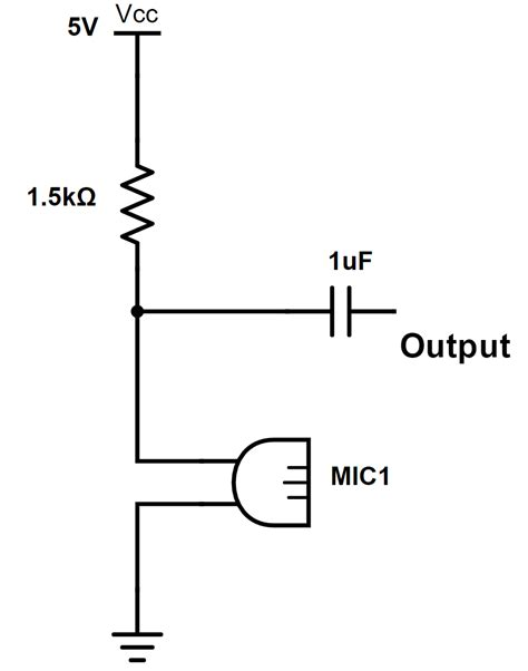 Amplifier Why Does Electret Microphone Amplifying