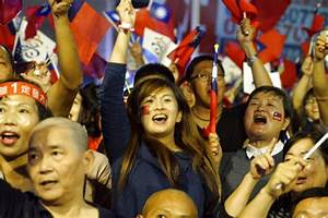 Taiwan ruling party suffers major defeat in local ...