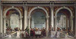 Feast in the House of Levi | painting by Veronese ...