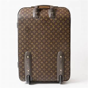 Louis Vuitton Trolley : louis vuitton luggage trolley pegase 65 at 1stdibs ~ Watch28wear.com Haus und Dekorationen