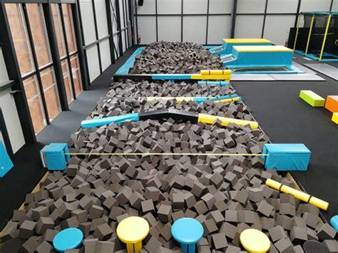 trampoline park nos activites