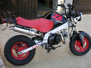 Moto Honda 50cc : moto honda zb 50cc ~ Melissatoandfro.com Idées de Décoration
