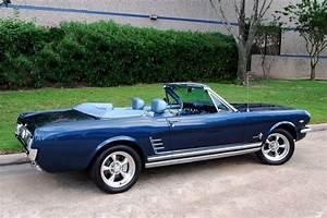 1966 Ford Mustang RestoMod Convertible - Auto Collectors Garage