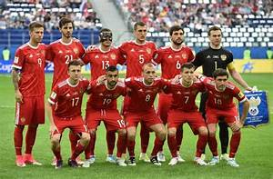 FIFA World Cup 2018: Russian Team Doctor Says Players ...